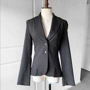MNG Blazer in Black